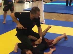 Kapap Self Defence Steve Coster Instructor