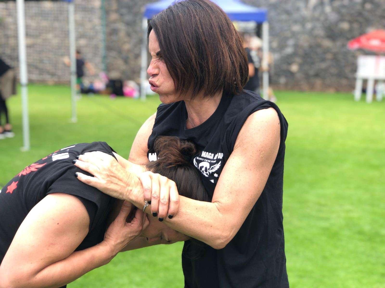 Krav Maga Training designed for everyday peopleKrav Maga Courses
