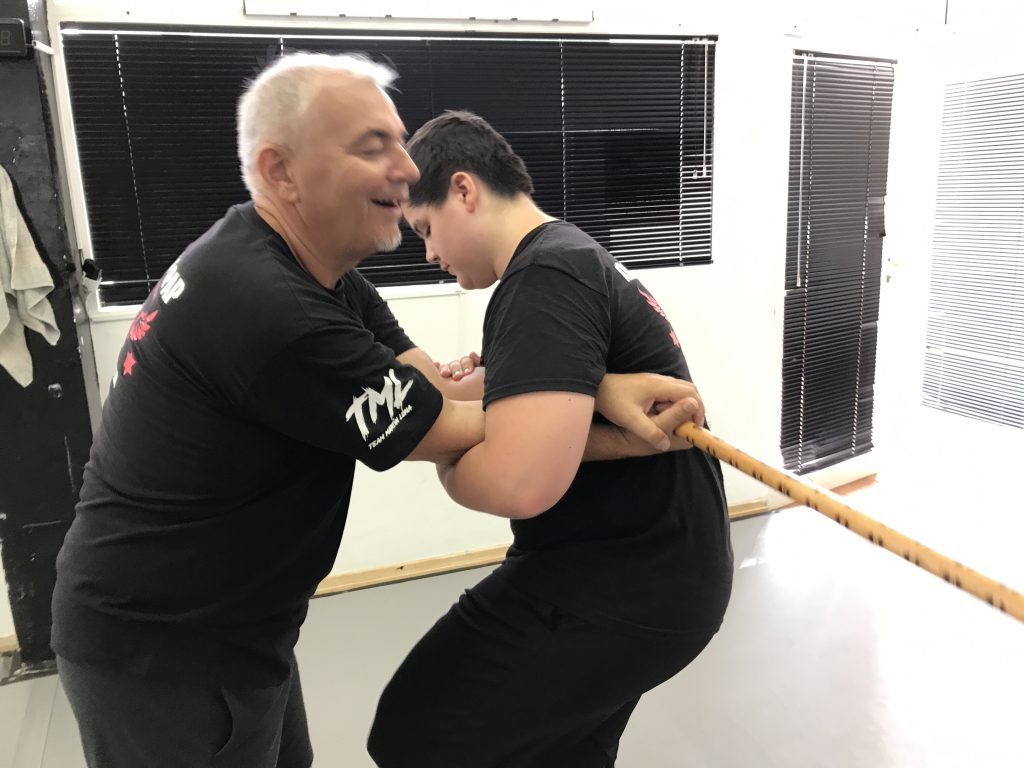Krav Maga Training Holidays