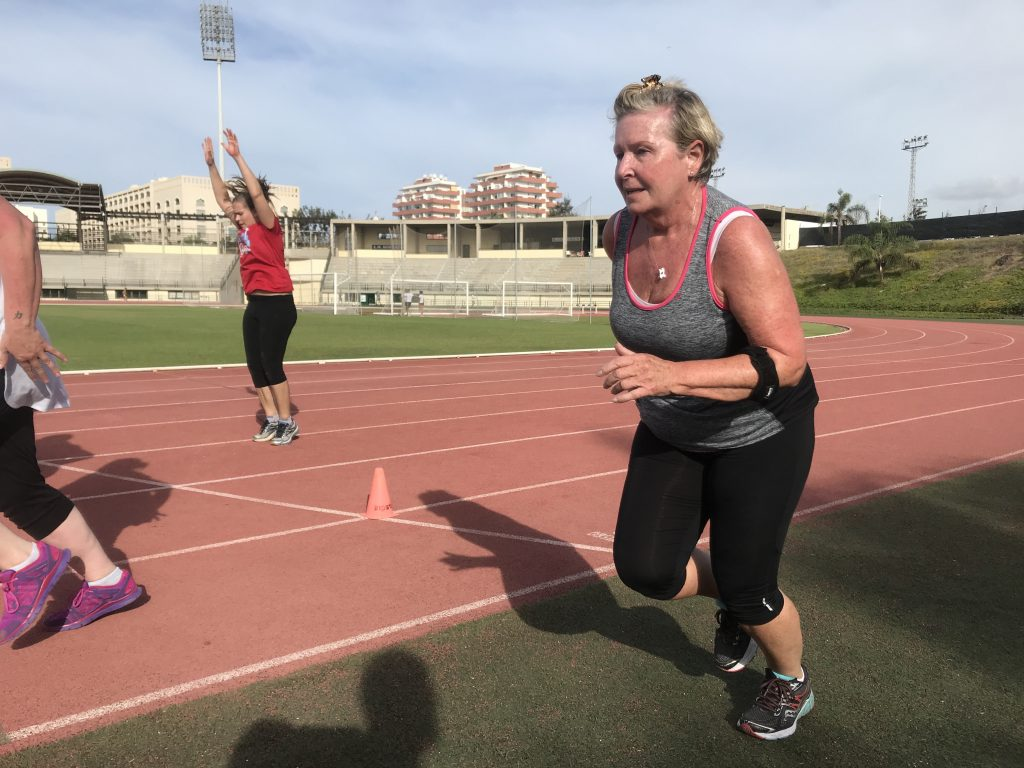 Fitness Holiday in Tenerife