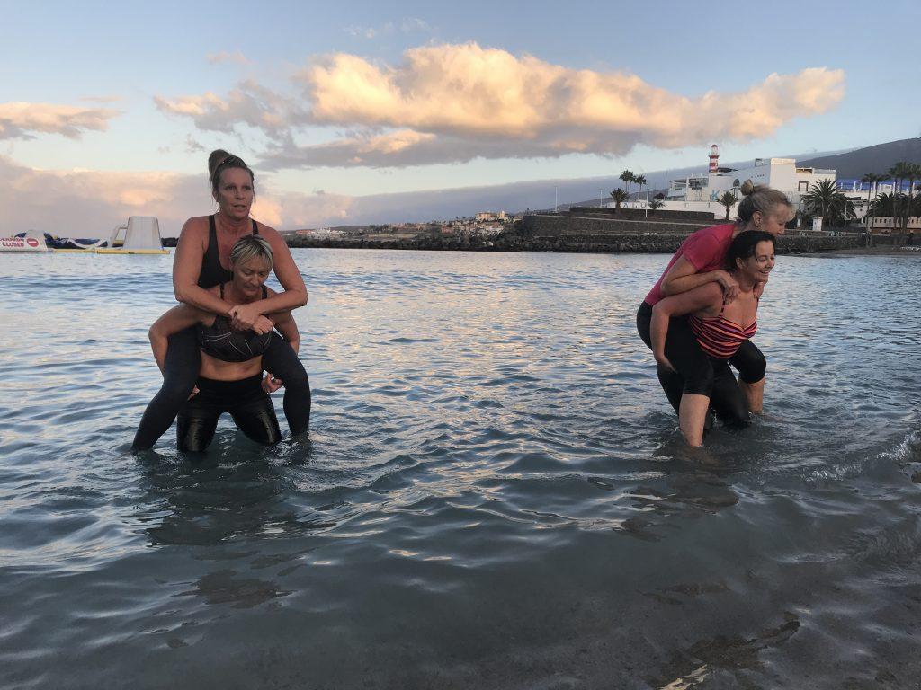 Beach Boot Camp Tenerife