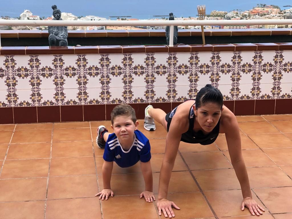 Family Fitness During Lockdown